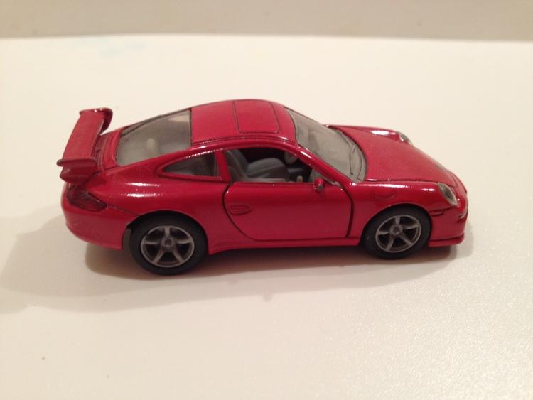 Porsche 911 Carrera S Nr.1006 rot