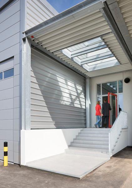 Fassadenverkleidung Aluminium