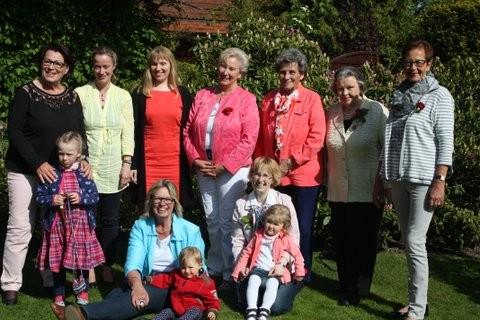 Gillschwestern im Mai 2015