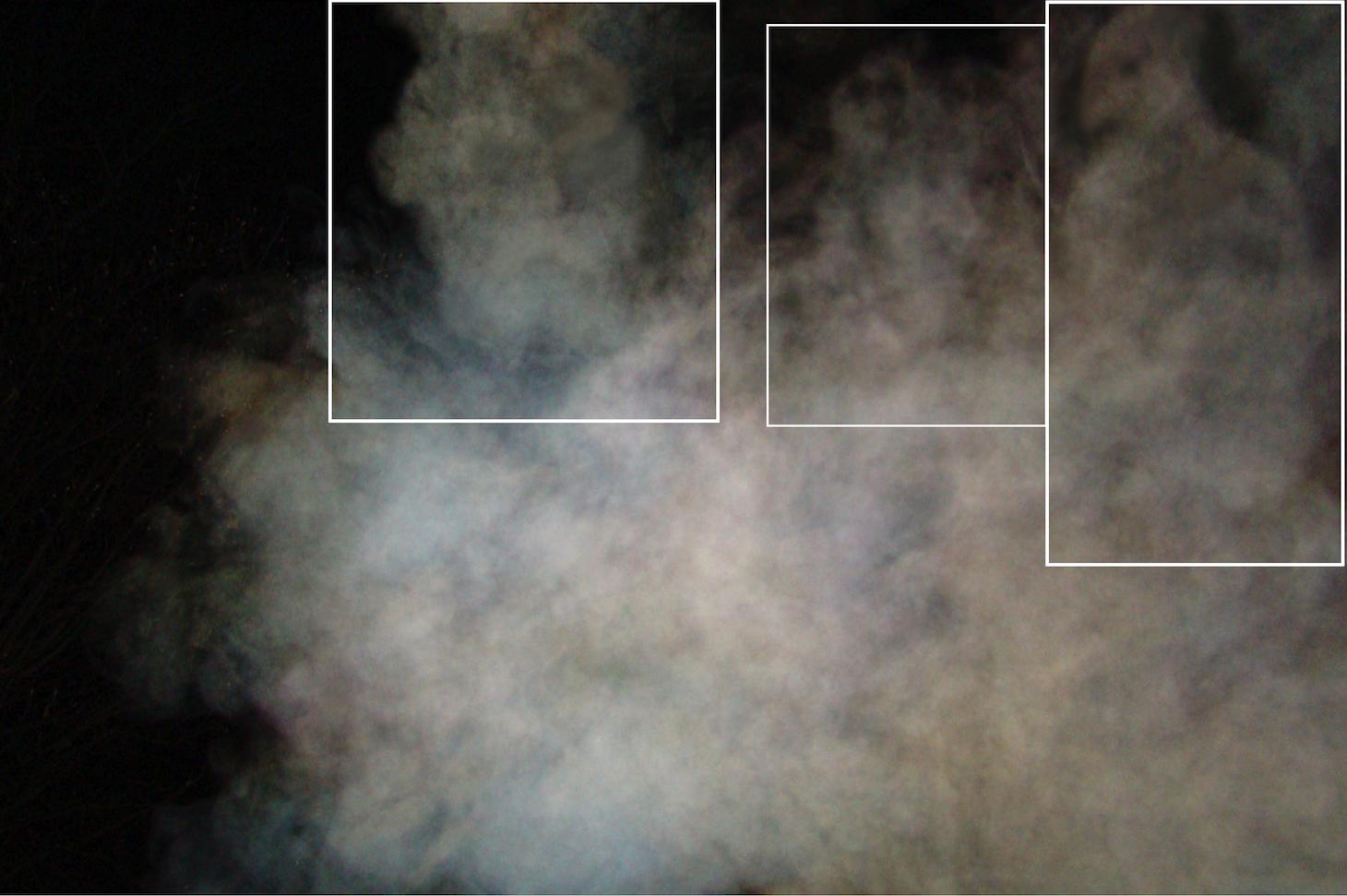 Lors d'ouvertures de fenêtres dimensionnelles, des êtres transdimensionnels  peuvent apparaitre dans les molécules de dihydrogène en suspension dans l'atmosphère,.