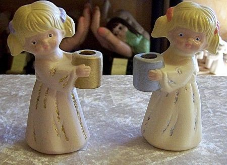 Engelchen Kerzenständer