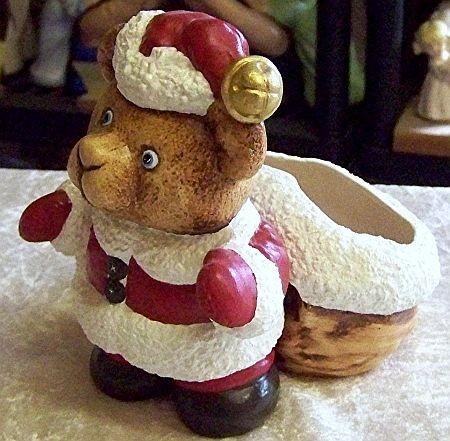 Nikolaus Teddy mit Sack