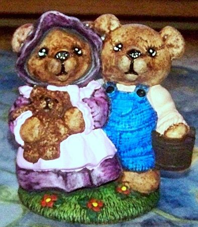 Teddy Pärchen
