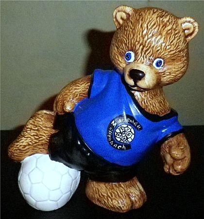 Teddy Schußhaltung