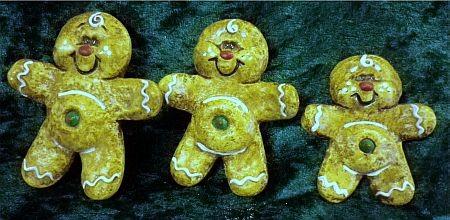 Lebkuchenmänner