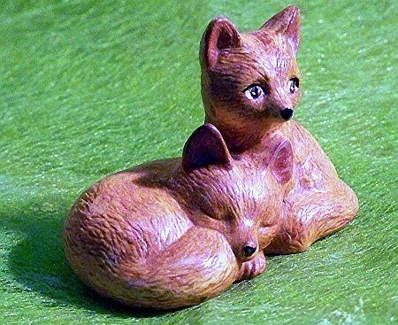 Fuchspärchen