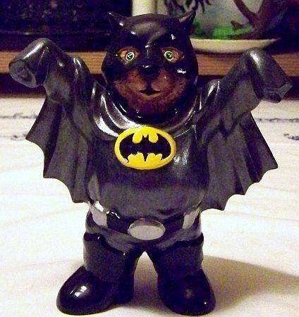 Batman Teddy