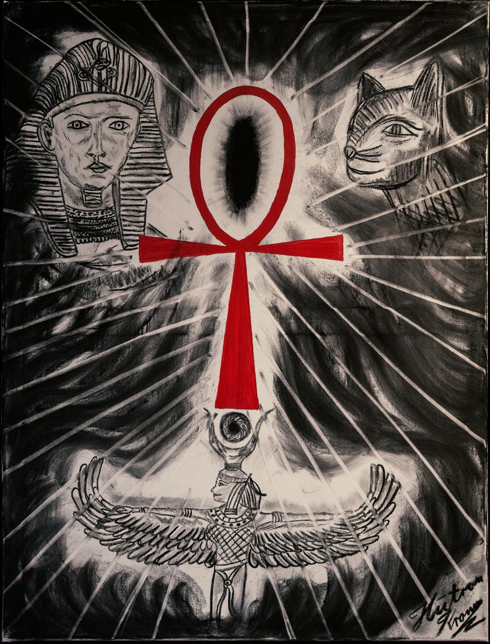 Das ewige Licht des Pharaos