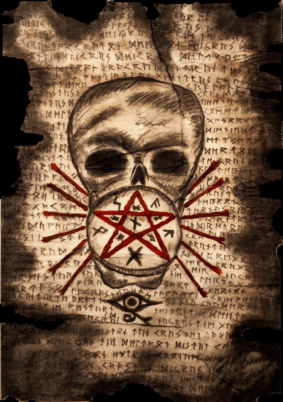 Der Totenbeschwörer