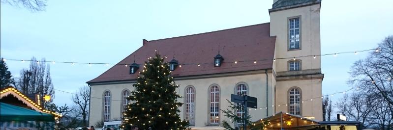 Rathausplatz 1. Dezember 2019