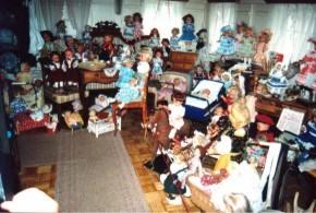 Auswahl Puppenmuseum Seifhennersdorf