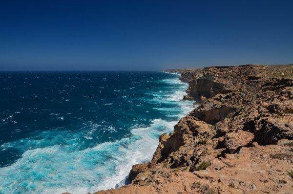 kalte Farben, kühle Stimmung (Westküste Australiens)