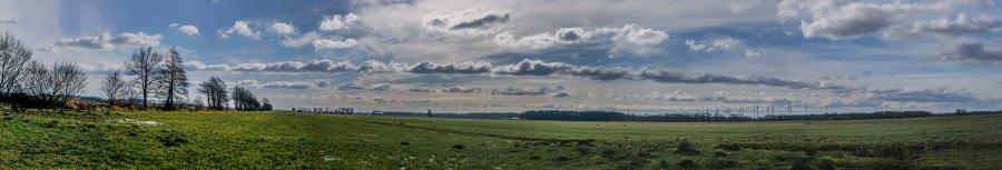 Wolken-Panorama