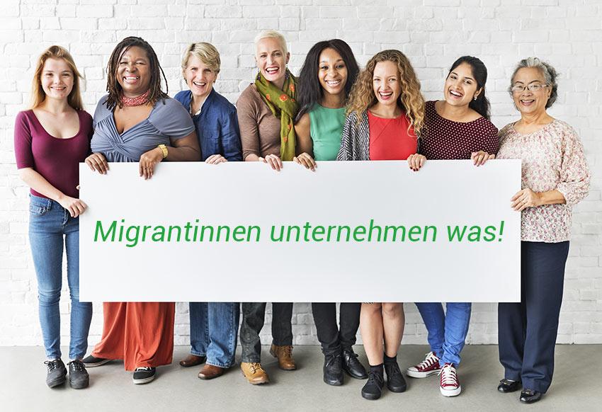 Migratinnen unternehmen was