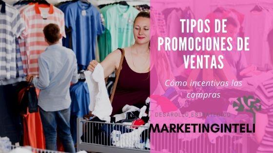 Promociones de ventas