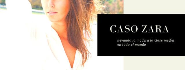 Caso Zara Merchandising