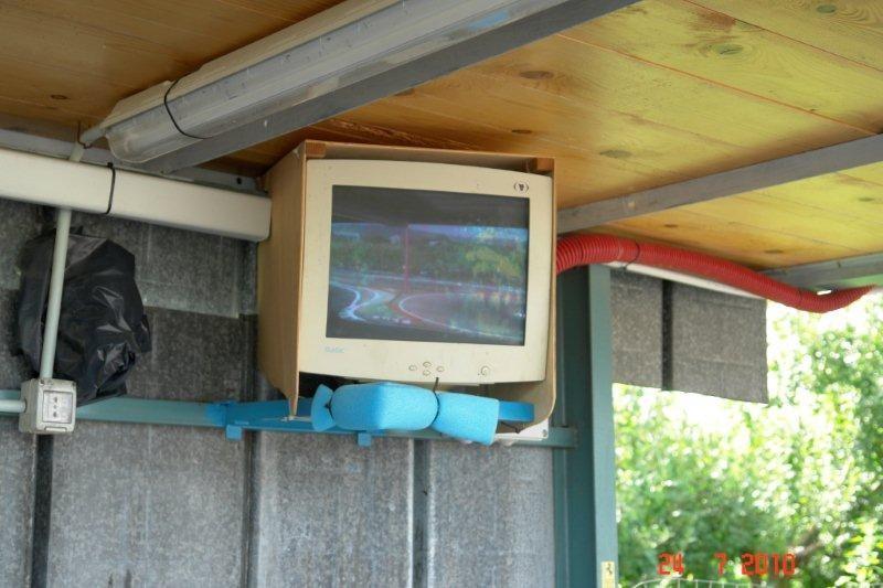 monitor telemetria per meccanici