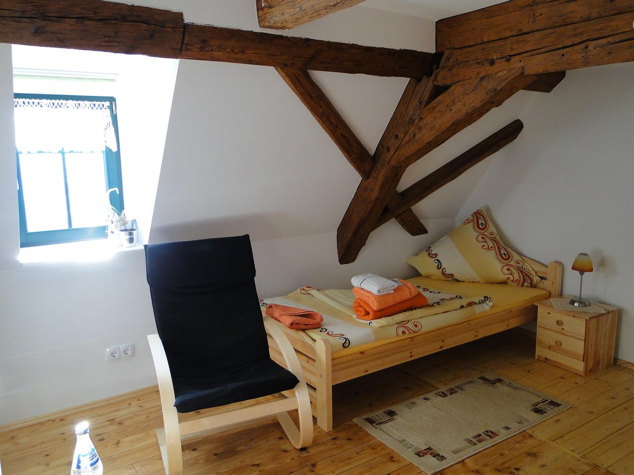 Zweibettzimmer Raabsteine