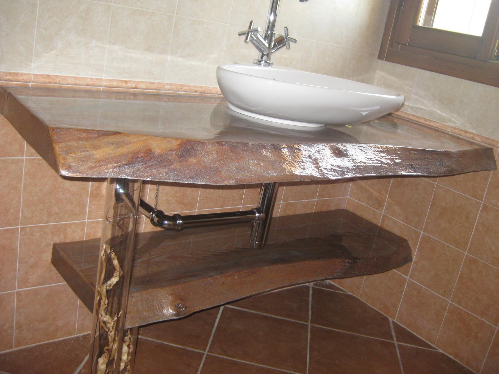 Mobili personalizzati in resina emilresina pavimenti e allestimenti in resina a scandiano - Resina per mobili ...
