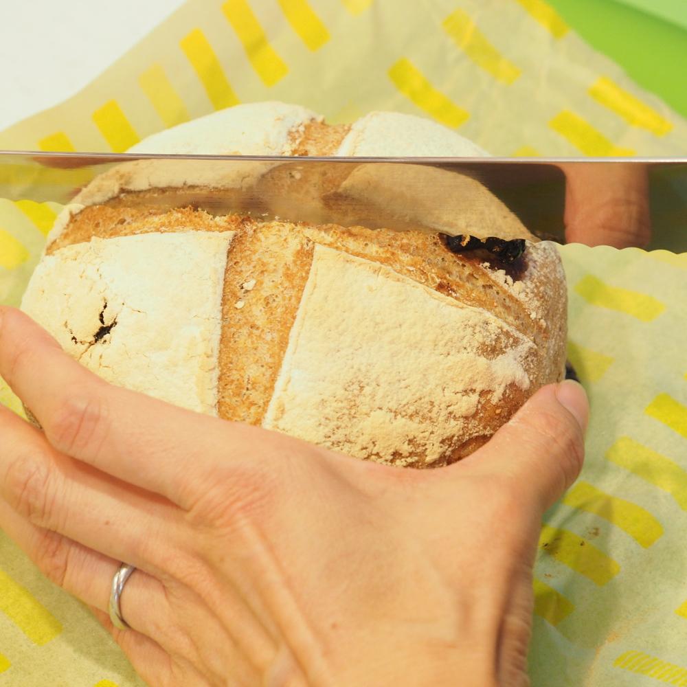 おうち時間のパン作り