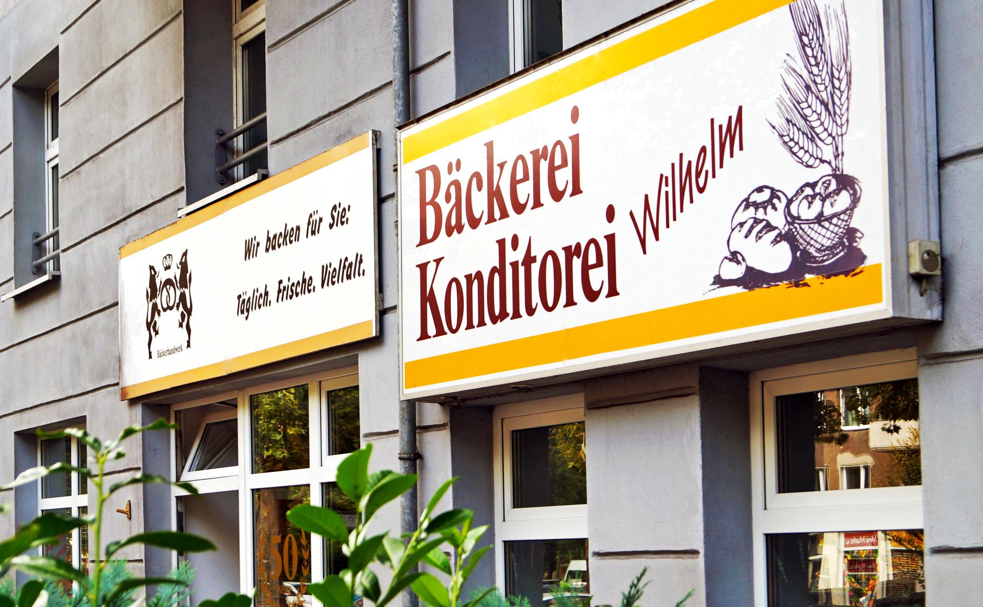 Bäckerei und Konditorei Wilhelm - Kissingenstr. 4