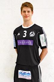 Viktor Glatthard. Bild: TV Steffisburg Handball