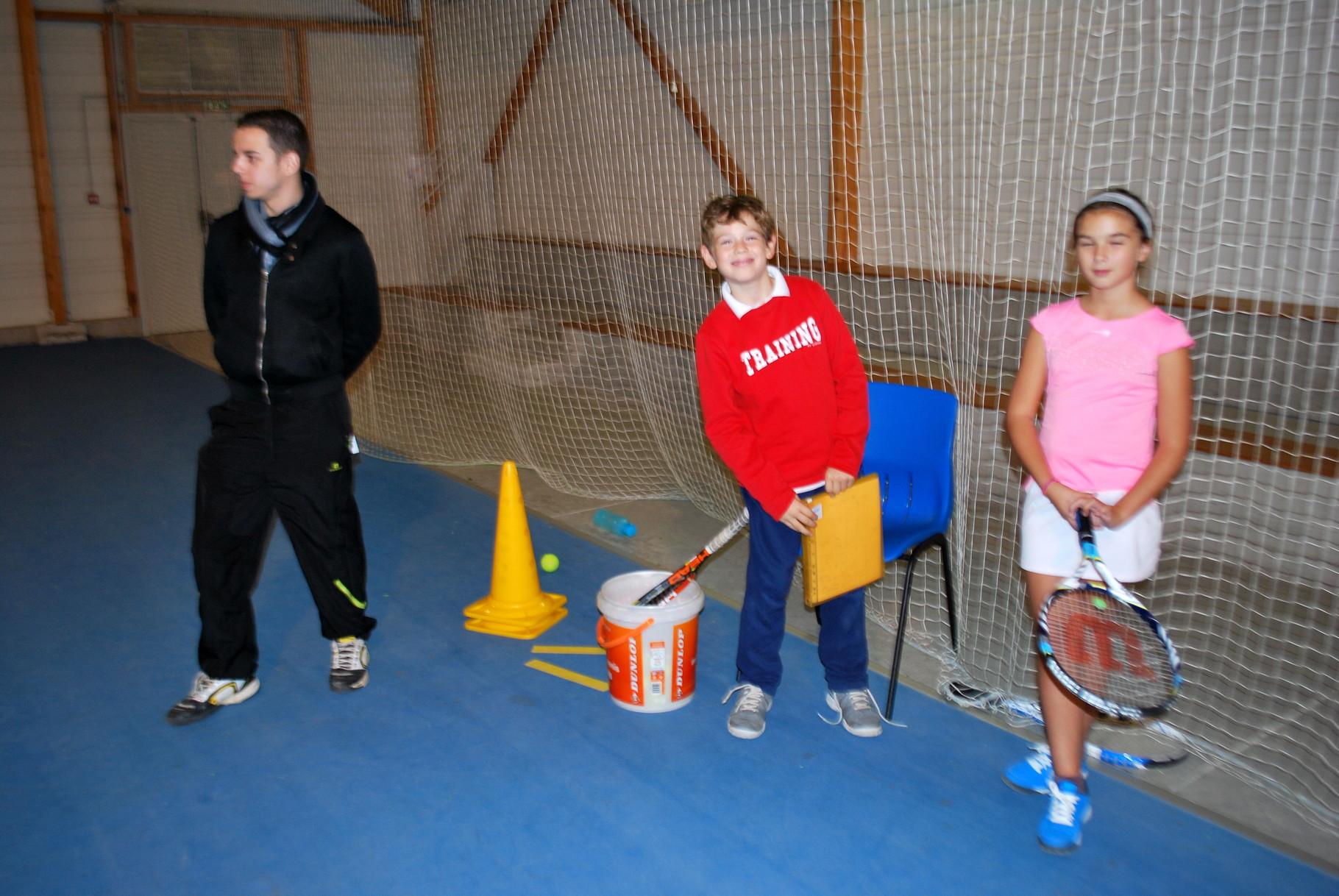 Un champion breton Valentin et une championne champenoise Elisa...