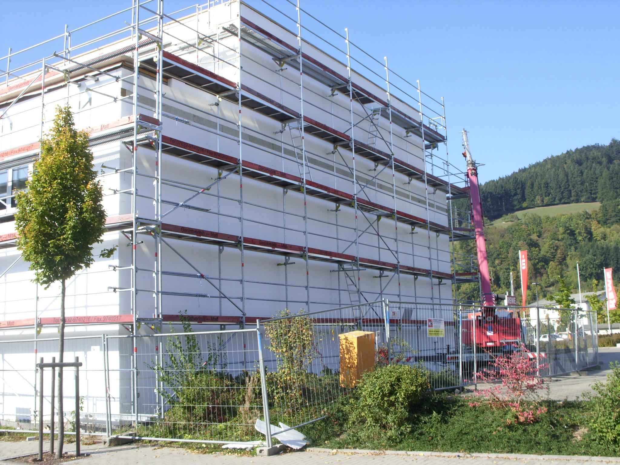 Gewerbebau in Haslach im Kinzigtal