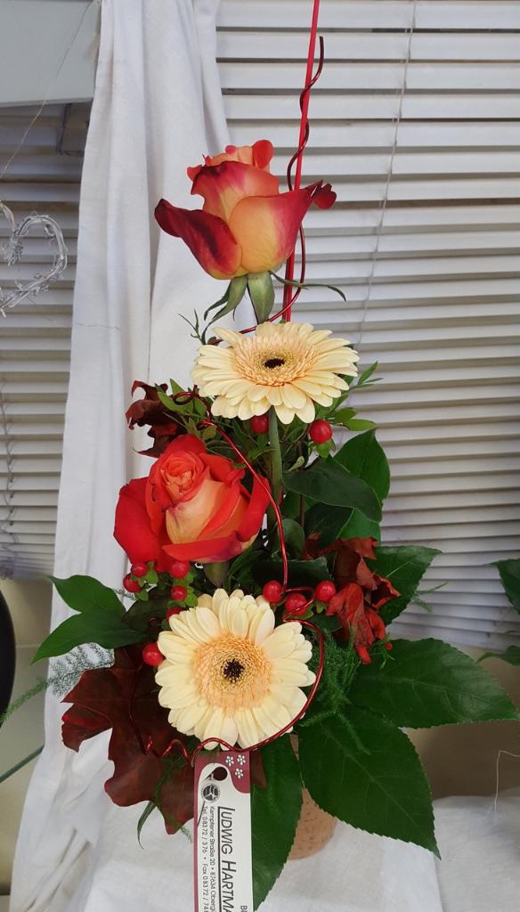 Floristik Strauß
