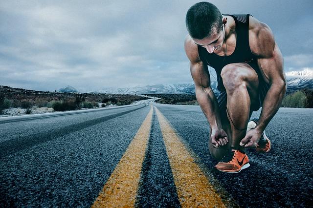 Laufen mit dem Matcharunner, Proteine helfen beim Abnehmen