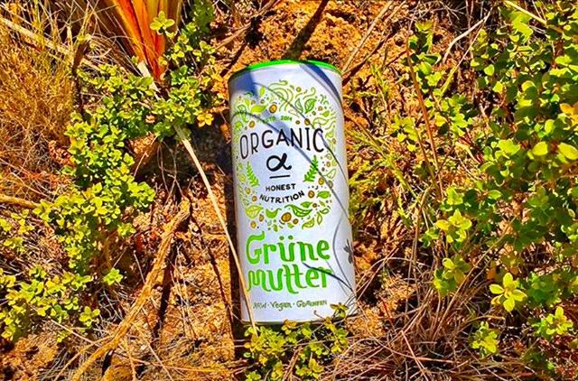 Organicalpha greendoo GrüneMutter Kraftstoff Kraftquelle OPC
