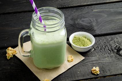 Matcha greendoo Tee