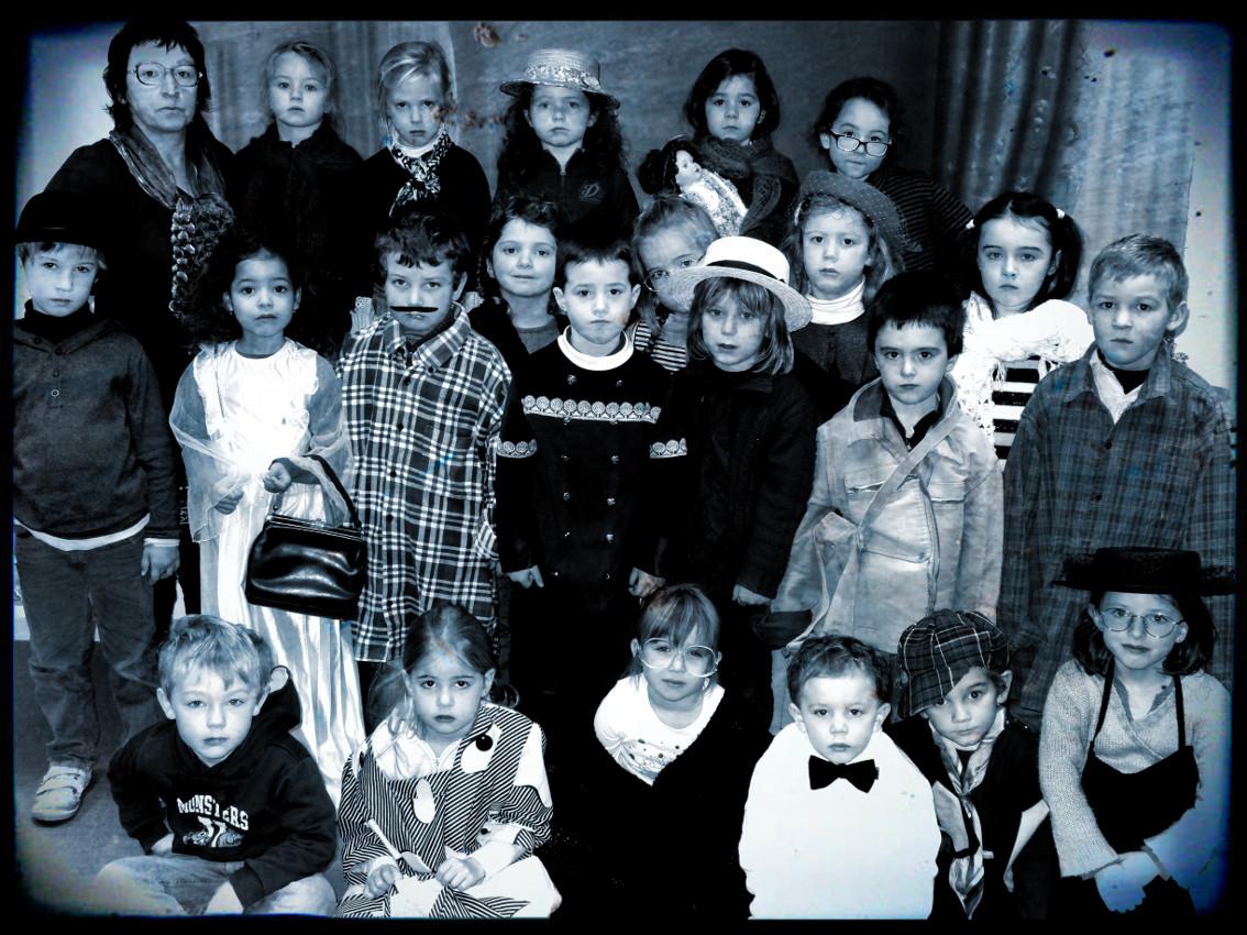 Photo de classe - GS école maternelle Moulin à Vent Montfort-sur-Meu