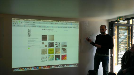 Présentation du travail de Jean-Benoit Lallemant - CE2 école élémentaire publique de Bédée