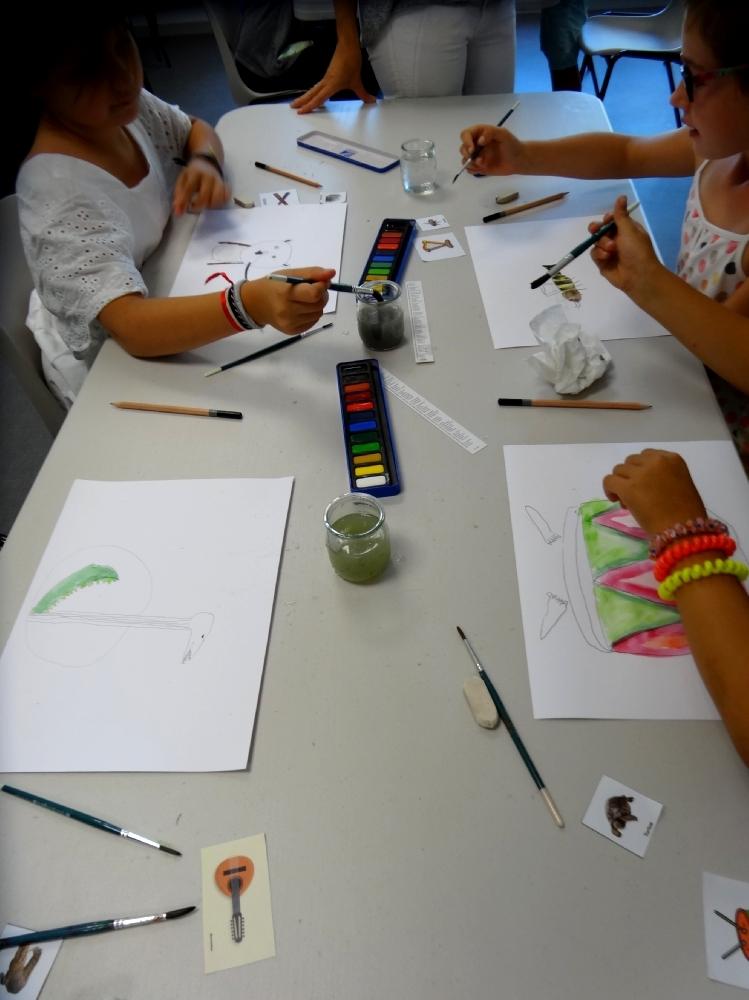 CE1-CE2 école élémentaire publique La Fée Viviane Iffendic