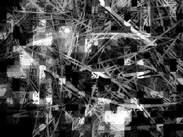 Philippe Lerestif, Paysages (détail), 2014.