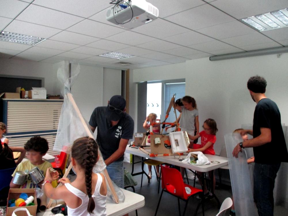 Rencontre avec Paul Duncombe - Classe de CP-CE1 de l'école publique La Fée Viviane, Iffendic