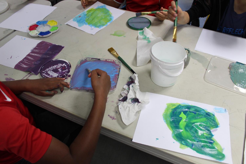 Classe de CM2 de l'école élémentaire publique les 3 rivières de Breteil