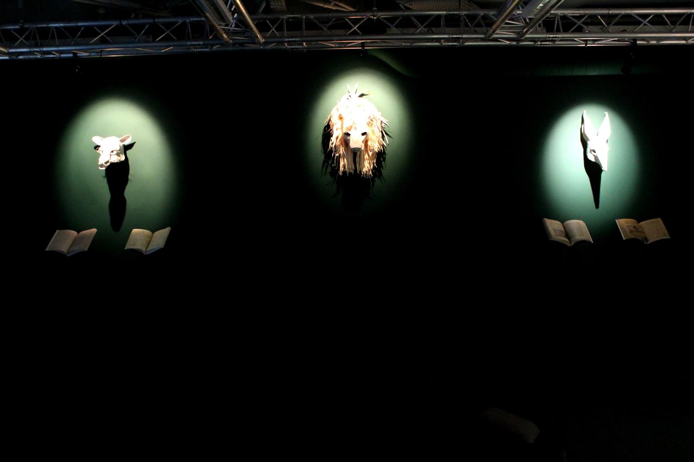 JUMELAGE Visite de l'exposition de Katia Kameli au Phakt - Centre Culturel Colombier à Rennes et atelier d'arts plastiques