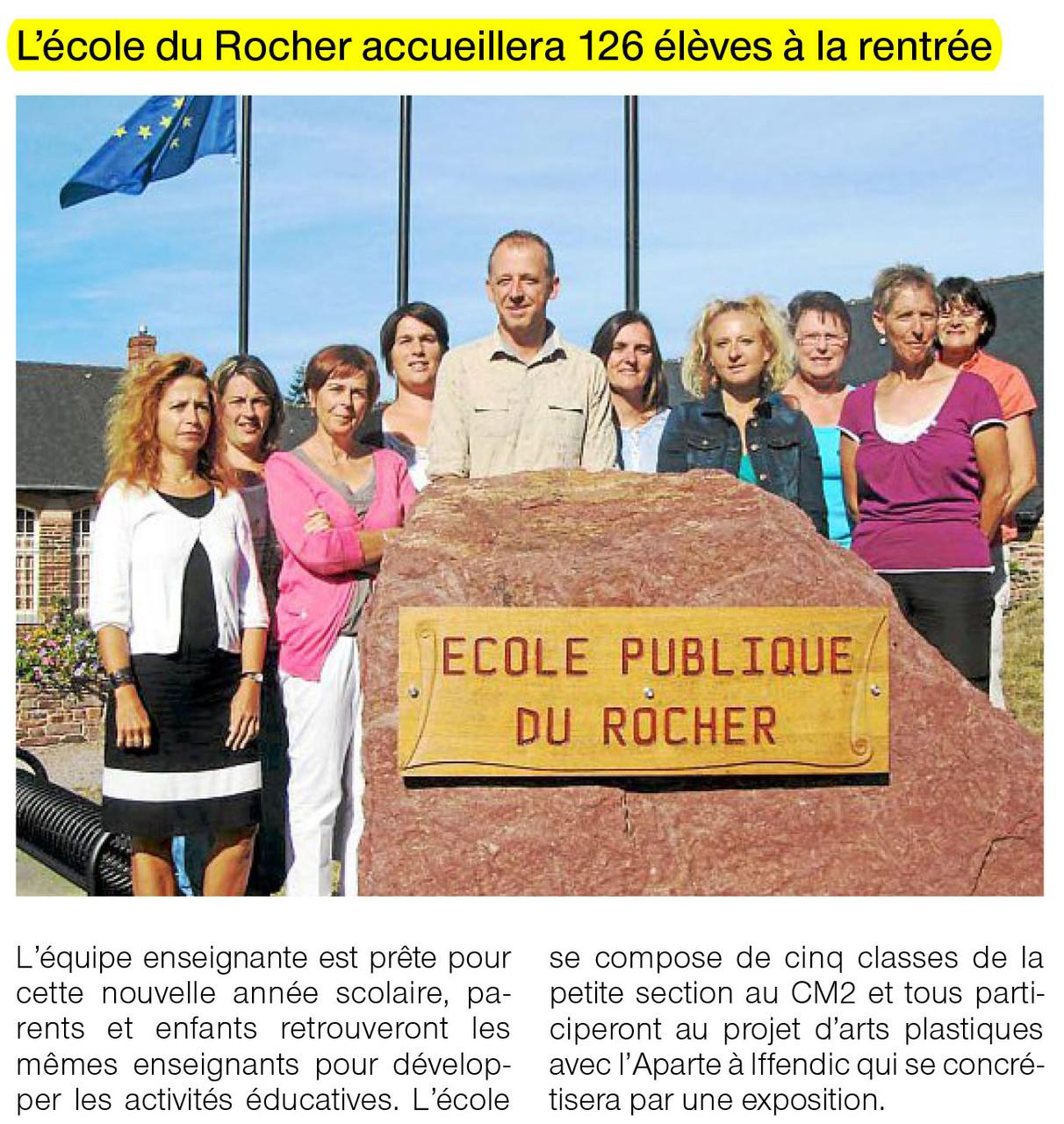 Ouest-France - 3 septembre 2013