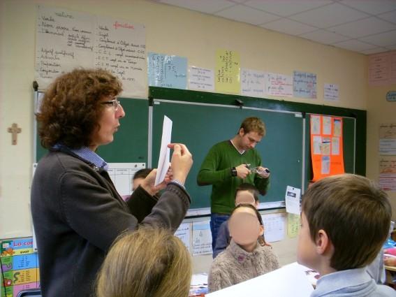 Classe à Projet artistique et culturel DDEC35 - Ecole Saint-Melaine de Pleumeleuc
