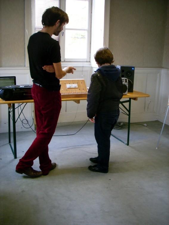Atelier du 29 octobre 2011