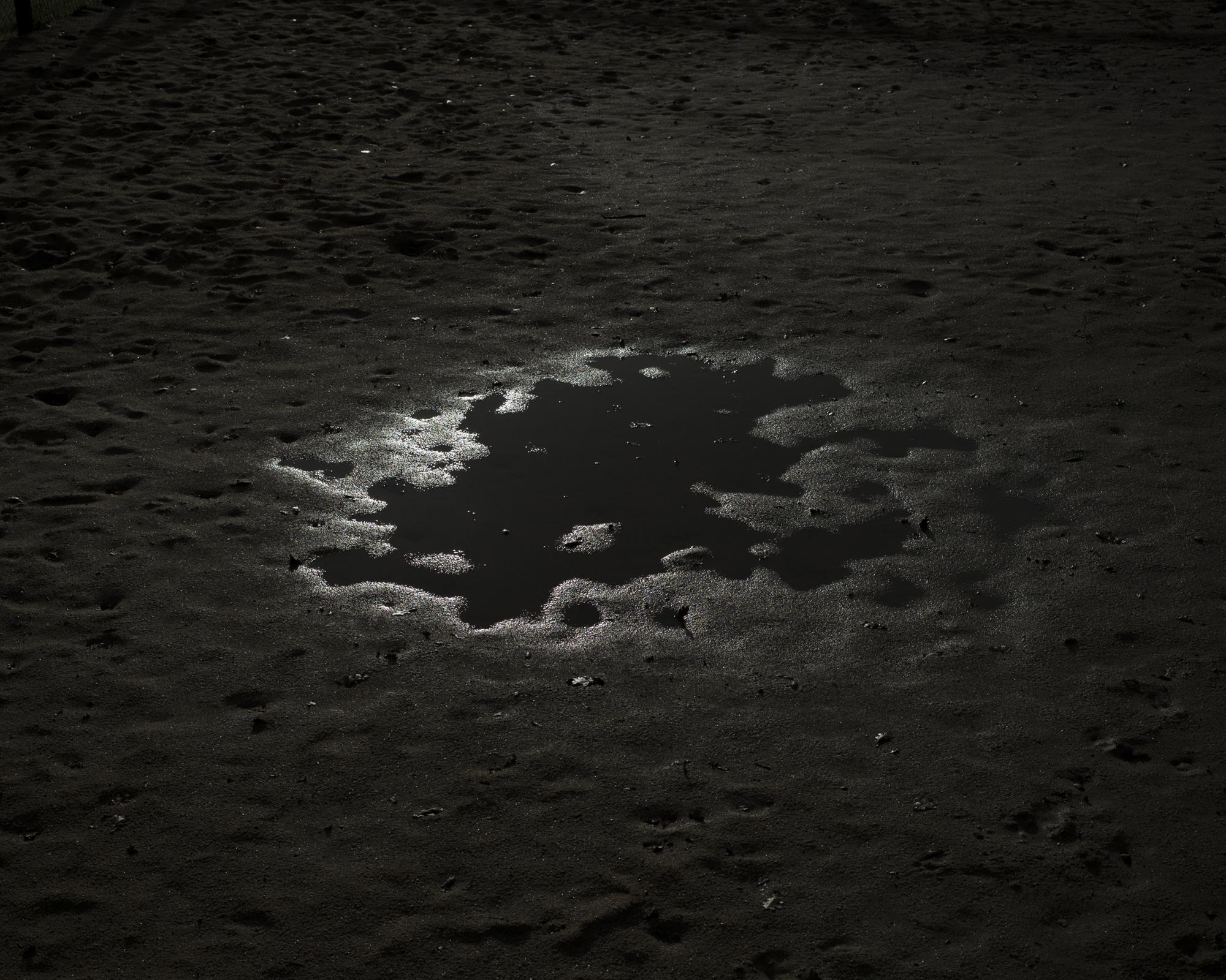 Maxime Voidy, Alors que la nuit tombe, photographie numérique, 2021.