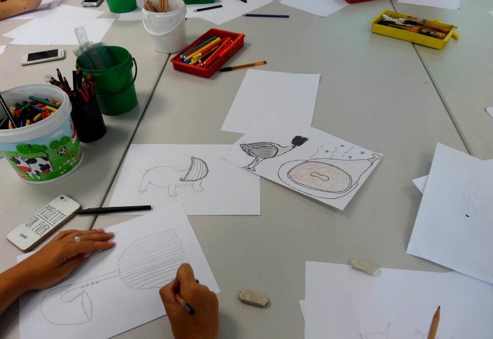 Atelier Cap ados de Montfort-sur-Meu avec Noël Rasendrason