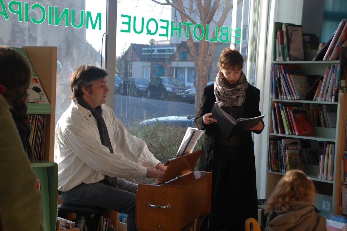 """""""Nana, chronique d'une courtisane"""", lectures et chansons par la Compagnie Art Comédia"""