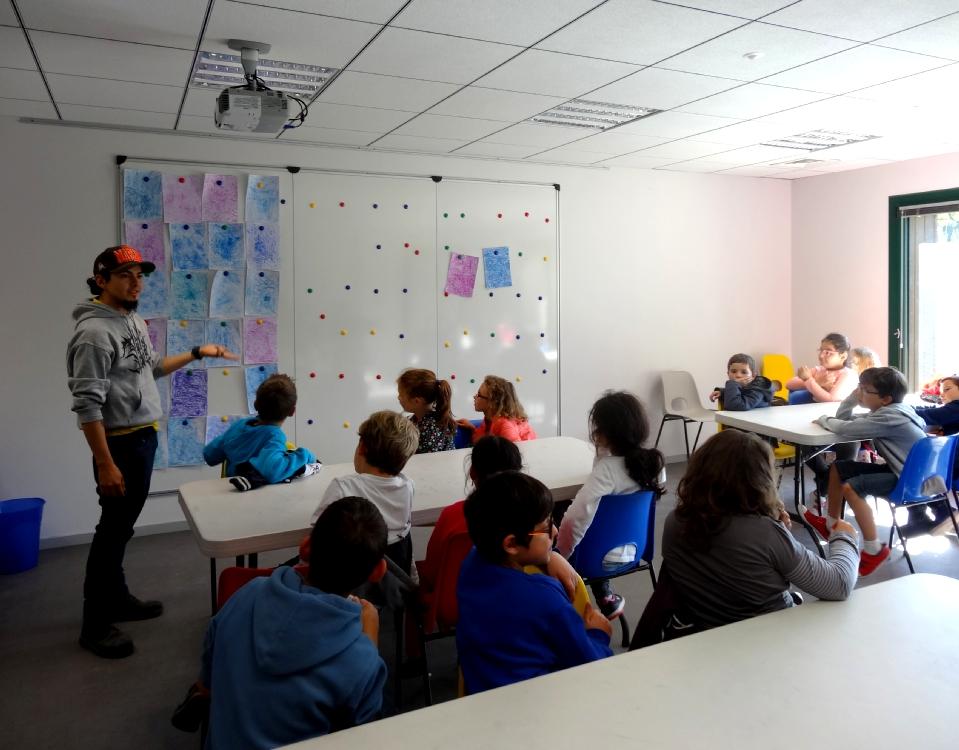CE2 école élémentaire publique de Bédée