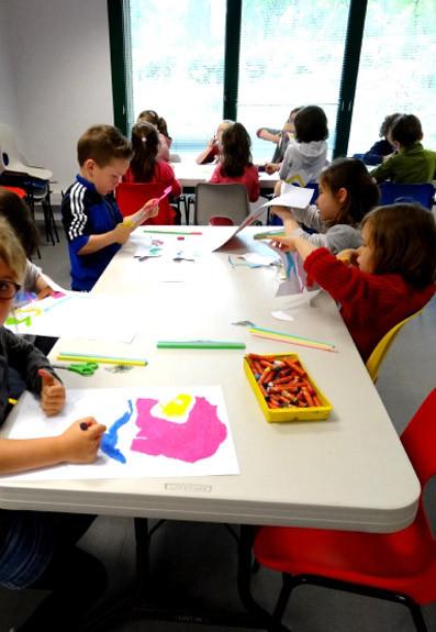 CP école les Trois rivières, Breteil