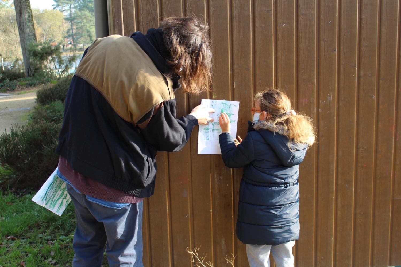 Rencontre avec Quentin Montagne - classe de CE1 de l'école élémentaire publique Moulin à vent de Montfort-sur-Meu