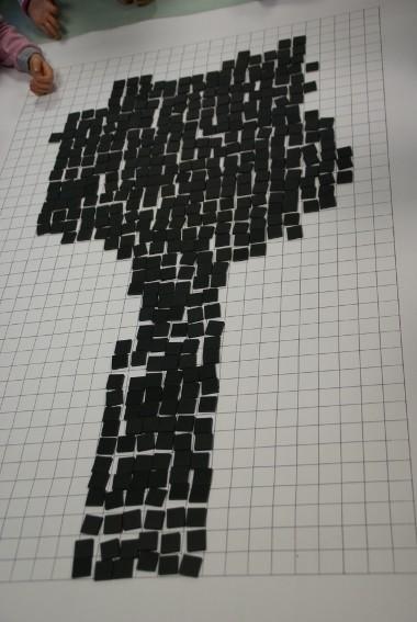 Jour 3 : Composition d'un arbre en carrés