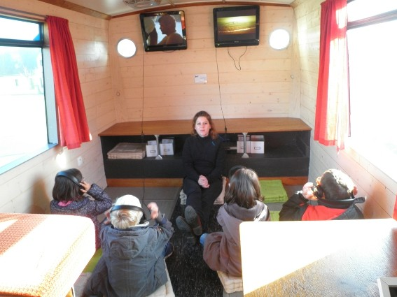 13 novembre 2012 - La Caravane à Breteil